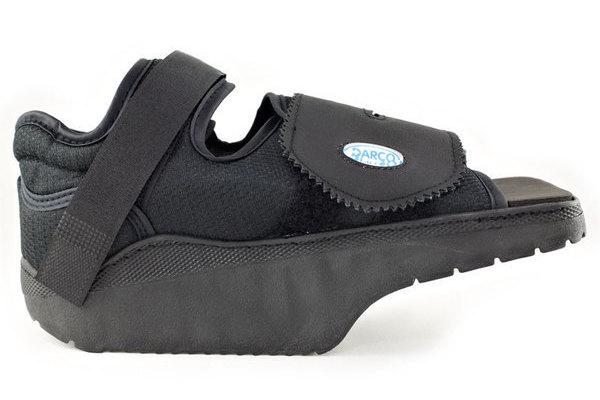 נעל דרקו עם הגבהה לשחרור לחץ מקדמת כף הרגל - Darco OrthoWedge Shoe