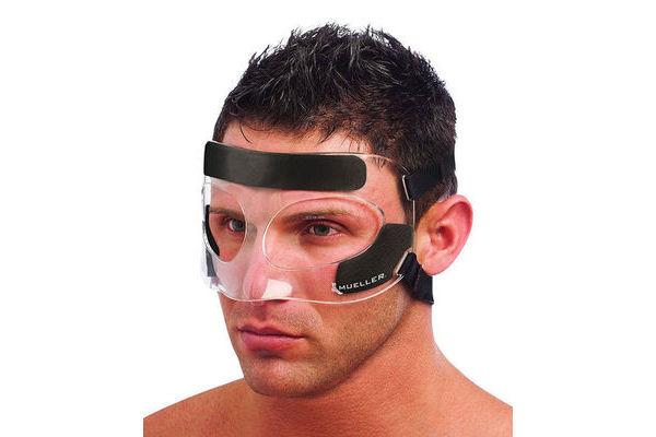 מסכת אף / מגן אף / פנים של מולר - Mueller Nose Guard