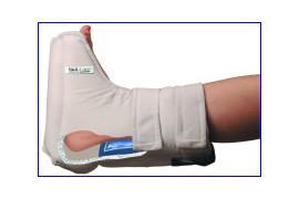 מגף להורדת לחץ בשכיבה מהעקב - Heel-Float