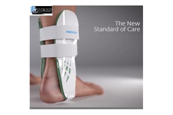 תומך ומייצב קרסול איירקאסט - Aircast Air-Stirrup® Ankle Brace