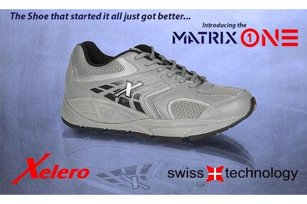 נעלי הליכה אורטופדיות ספרטיביות Xelero דגם Matrix ONE