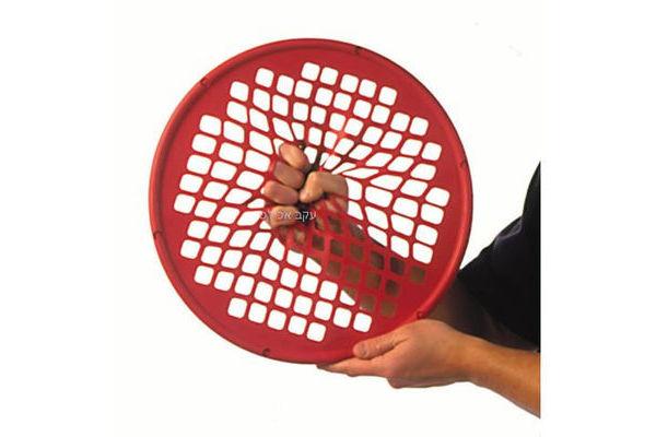ערכת הגומיות לפיזיותרפיה לחיזוק שרירי כף היד  פאוור וואב - Power Web Hand Exerciser