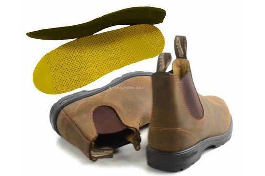 מדרסים לנעלי בלנסטון - REDBACK