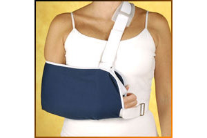 SHOULDER IMMOBILIZER - מקבע כתף 5205
