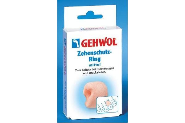 טבעת ספוגית להגנה על הבהונות - Toe Protection Ring