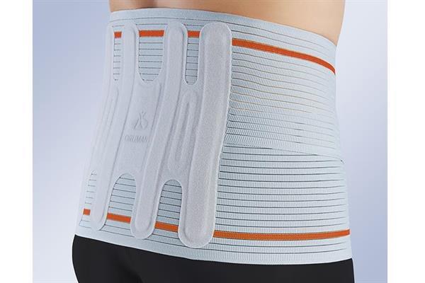 חגורת גב אורטופדית עם סגירה כפולה Evotec 100