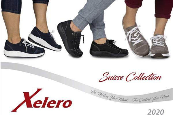 נעלי הליכה אורטופדיות אופנתיות מבית xelero דגם Heidi - נשים