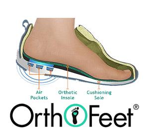נעלי ORTHOFEET