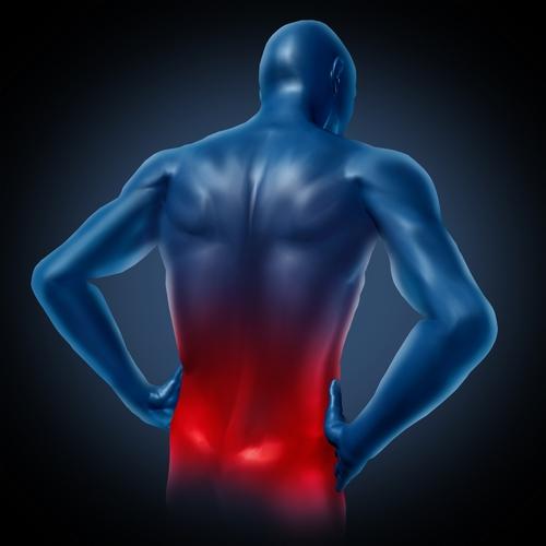 הקשר בין כאבי גב לרגליים